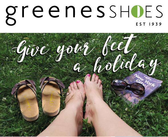 Summer Sandals Campaign
