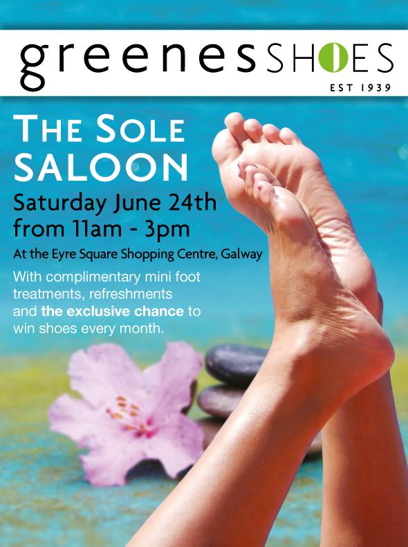 Sole Saloon Campaign