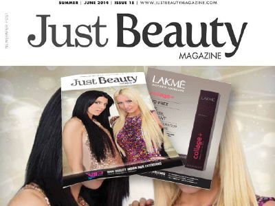 Just Beauty Magazine