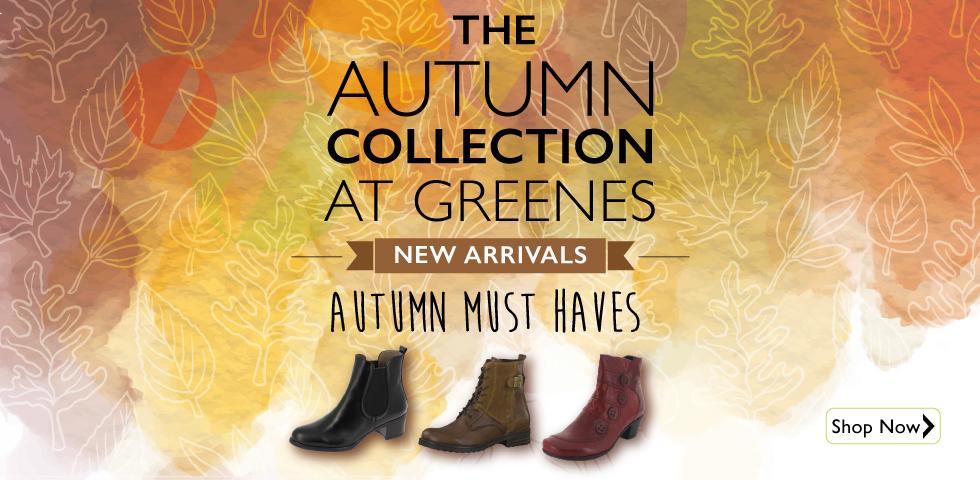 Autumn Arraivals Campaign