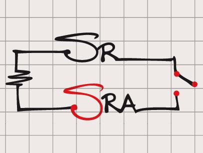 Vectorización Logotipo Sr y Sra + Diseño Chapas
