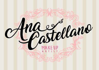 Logotipo y diseño gráfico Ana Castellano