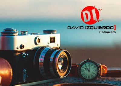 Logotipo David Izquierdo