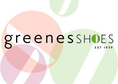 Diseño para redes sociales Greenes Shoes