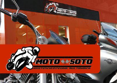 Logotipo Motosoto
