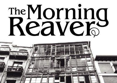 Logotipo y Music Artwork The Morning Reaver