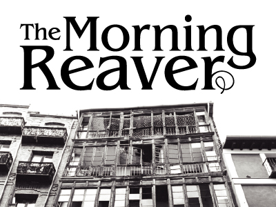 Logotipo y Music Artwork The Morning Reaver