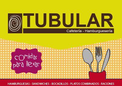 Logotipo y diseño gráfico Bar Tubular
