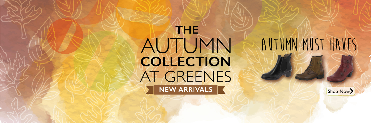 Autumn Arraivals Campaign