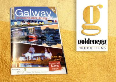 Diseño para Golden Egg Ireland
