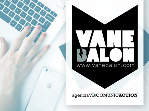 Vane Balón, VB ComunicAction