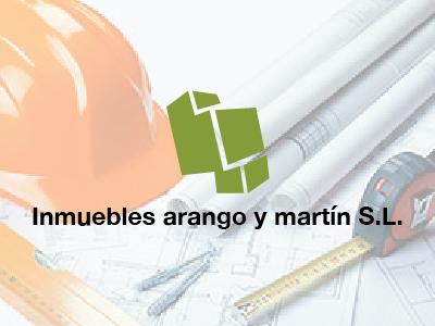 Web Inmuebles Arango y Martín