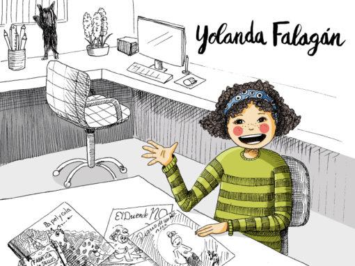 Web Yolanda Falagán