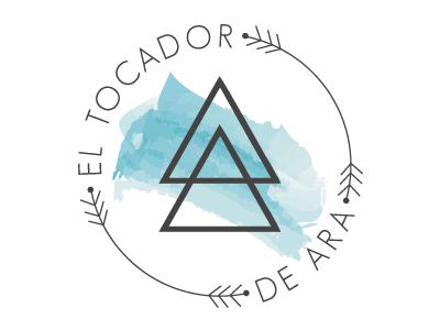 """Logotipo """"El Tocador de Ara"""""""