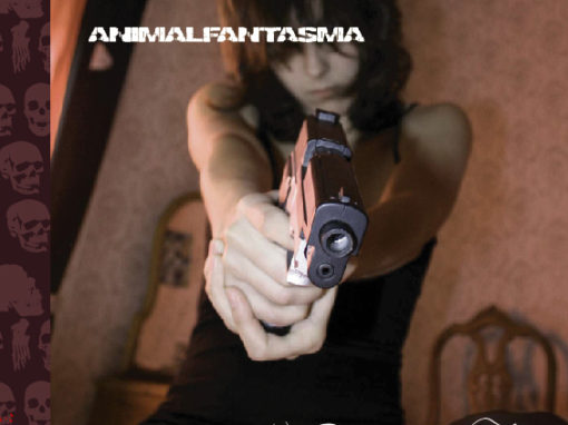 Portada Cd Animal Fantasma
