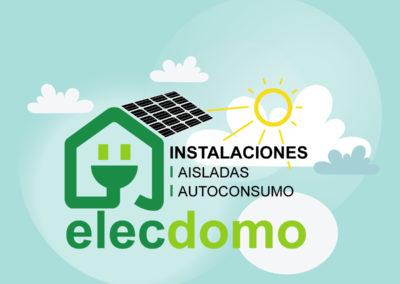 Web Elecdomo