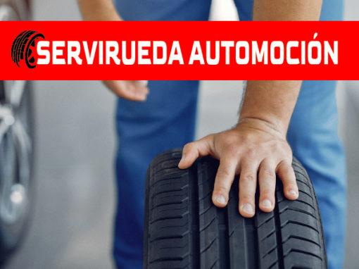 Web Servirueda Automocion SL